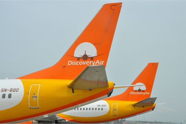 Discovery Air Tails (Discovery Air)(LRW)