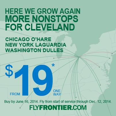 Frontier CLE Ad