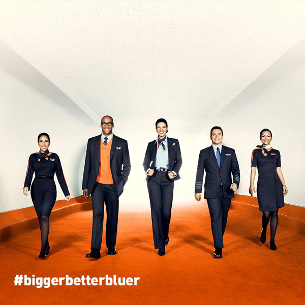 JetBlue Uniforms (JetBlue)(LRW)