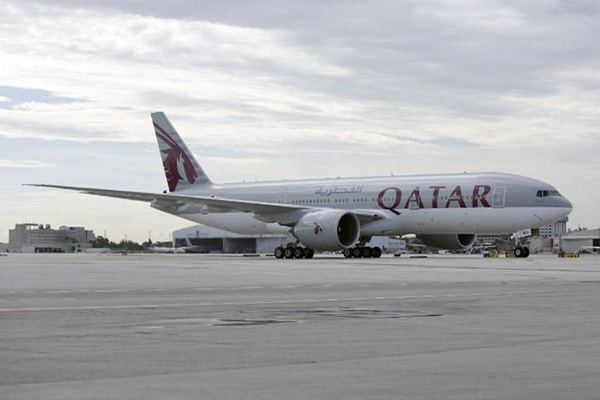 Qatar Airways Miami Debut