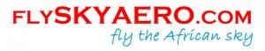 SkyAero logo