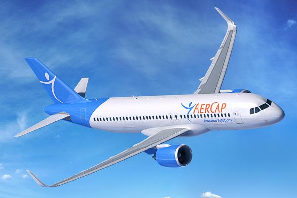 AerCap A320neo (Flt)(Airbus)(LRW)