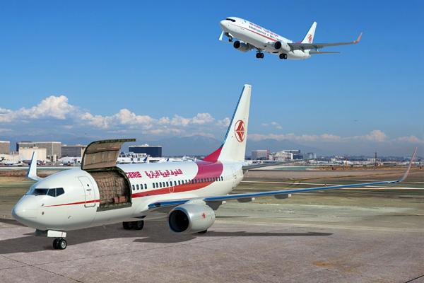 Air Algerie 737-700C (00)(Grd)(Boeing)(LRW)