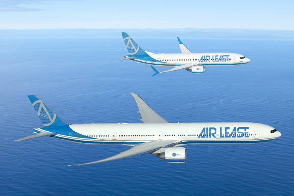 Air Lease 777-300ER and 737 MAX 8 (Boeing)(LRW)