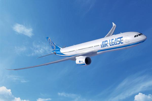 Air Lease A330-900neo (Flt)(Airbus)(LRW)