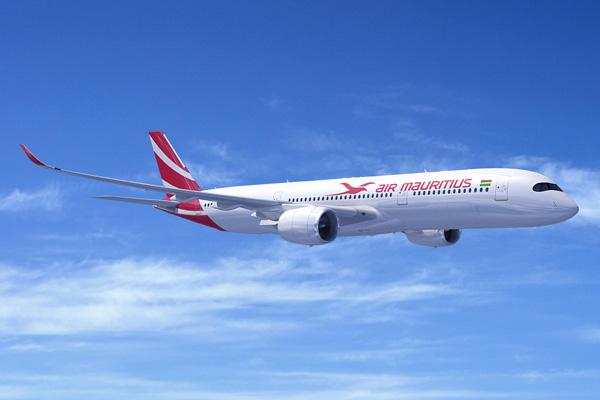 Air Mauritius A350-900 (09)(Flt)(Airbus)(LRW)