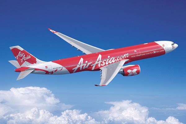 AirAsia X A330-900 (09)(Flt)(Airbus)(LRW)