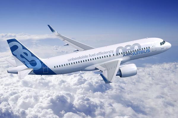 Airbus A320neo (Flt)(Airbus)(LRW)