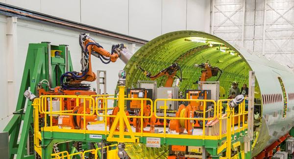 Boeing Anacortes Facility