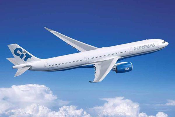 CIT Aerospace A330-900 (Flt)(Airbus)(LRW)