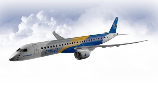 Embraer E195-E2 (Embraer)(LRW)