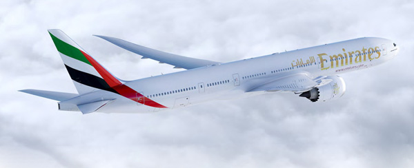 Emirates 777X (Boeing)(LRW)