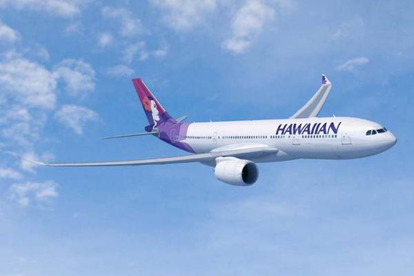 Hawaiian A330-800neo (01)(Flt)(Hawaiian)(LRW)