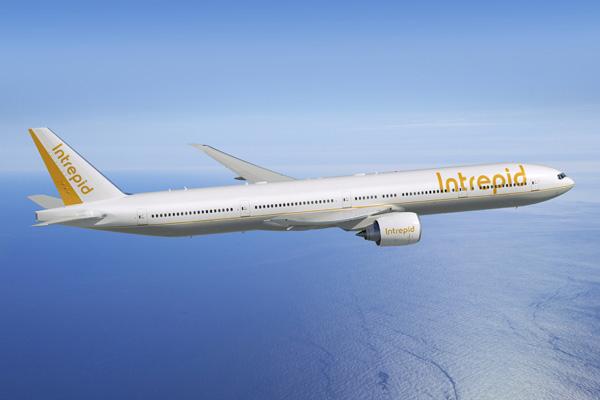 Intrepid 777-300ER Artwork
