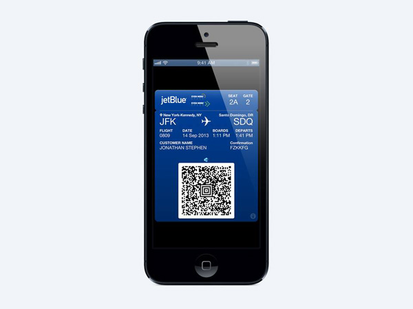 JetBlue Mobile Check-In (LRW)