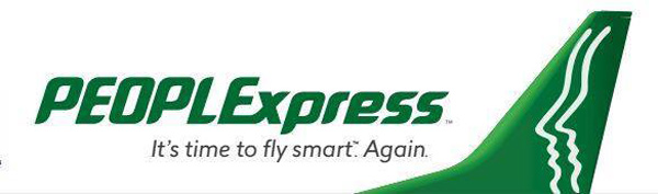 PEOPLExpress (Vision Airlines) Banner