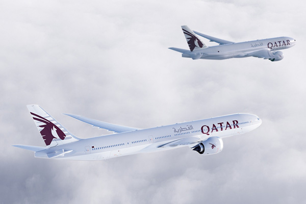 Qatar 777-9X and 777F (06)(Flt)(Boeing)(LRW)