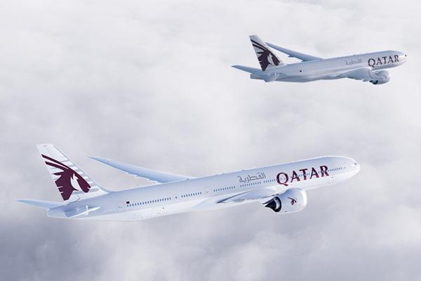 Qatar 777-9X and 777F (06)(Flt)(Boeing)(LRW)