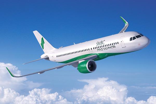 SMBC A320neo (Flt)(Airbus)(LRW)