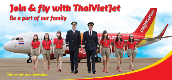 Thai Vietjet Air family (TJA)(LRW)