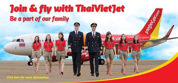Thai Vietjet Air family (TJA)(LRW)