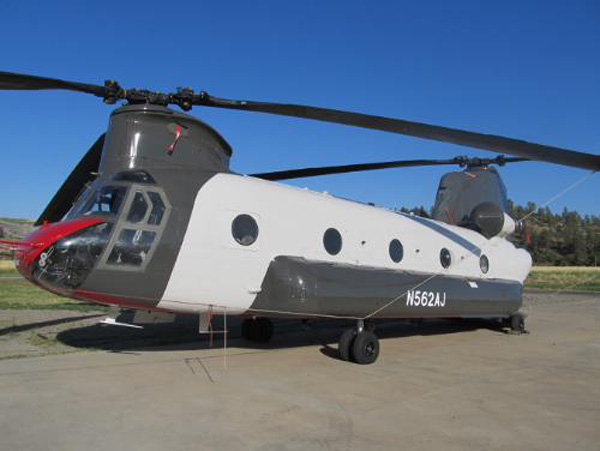 Billings Flying Service Commercial Use CH-47D