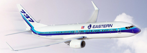 Eastern (2nd) 737-800 WL (65)(Flt-1)(Eastern)(LRW)