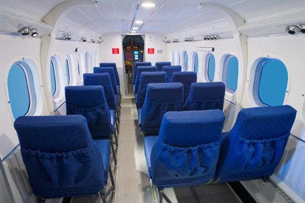 European Coastal DHC-6 Cabin (ECA)(LRW)
