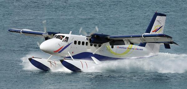 European Coastal DHC-6 (ECA)(LRW)