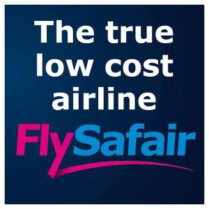 FlySafair banner