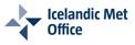 Icelandic Met Office logo