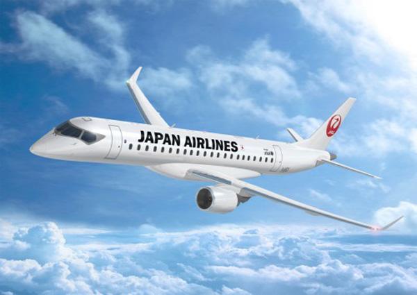 Japan-J-Air MRJ (JAL)(LR)