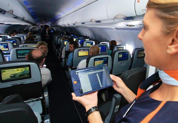 Allegiant Air Flight Attendant