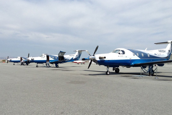 surf air orders 15 pilatus pc 12 ng aircraft plus 50