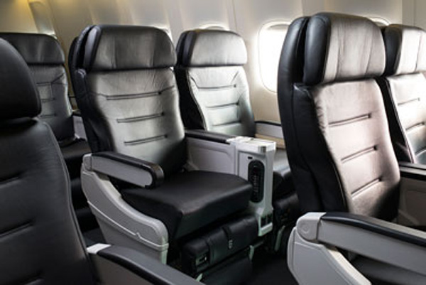 Air New Zealand 777-200ER Economy Seat (ANZ)
