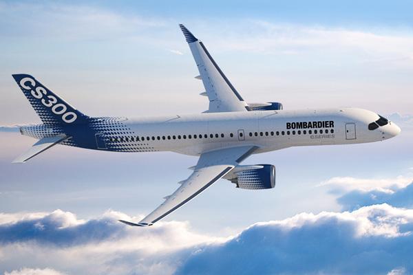 Bombardier CS300 (Flt)(Bombardier)(LRW)
