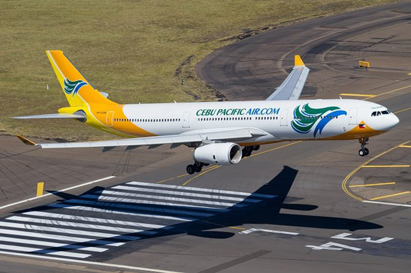 Cebu Pacific Air.com A330-300 RP-C3344 (05)(Ldg) SYD (Cebu Pacific)(LRW)