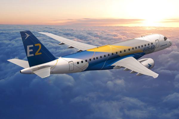 Embraer E175-E2 (Flt)(Embraer)(LRW)