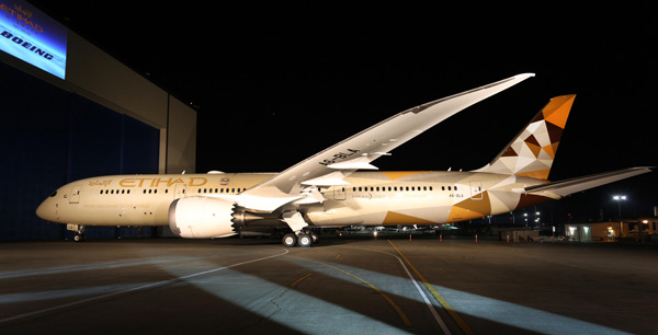Etihad 787-9 A6-BLA (14)(Grd) PAE (Boeing)(LRW)