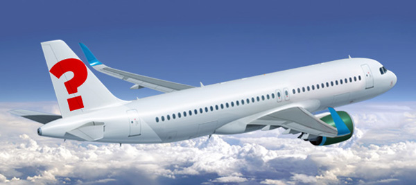 Frontier A320 ? Livery