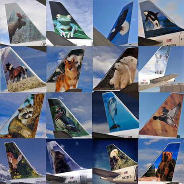 Frontier Airlines to introduce a new livery on September 9 ...