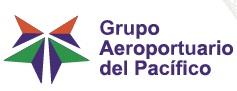 Grupo Aeroportuario del Pacífico logo
