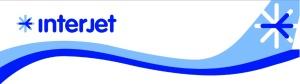 Interjet wavy logo