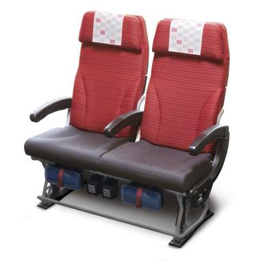 JAL 787 Economy JAL Sky Wider II (JAL)(LR)