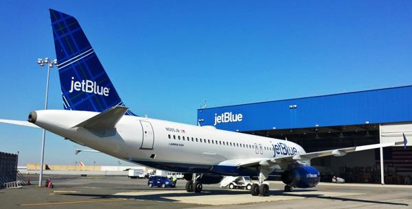 JetBlue A320-200 N565JB (14-Tartan)(Grd) JFK (JetBlue)(LRW)