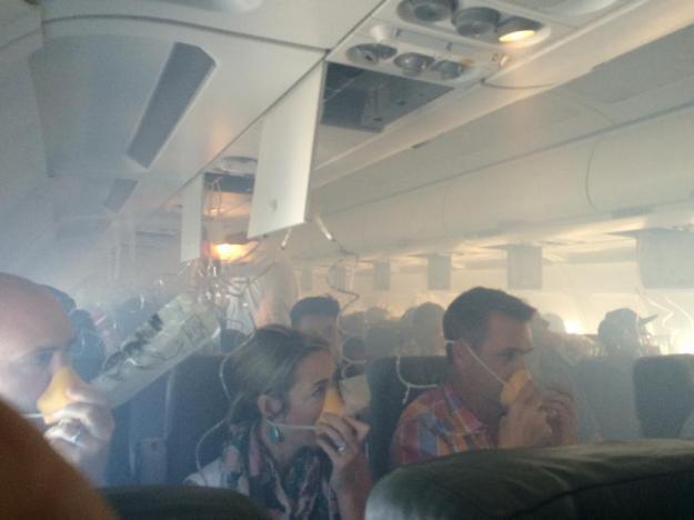 JetBlue flight 1416 LGB