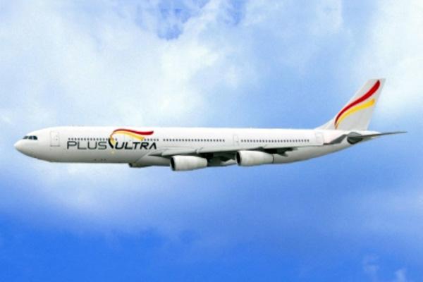 Plus Ultra A340-300 (14)(Flt)(Plus Ultra)(LR)