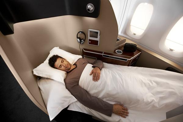 QANTAS A380 First Class Suite (QANTAS)(LRW)