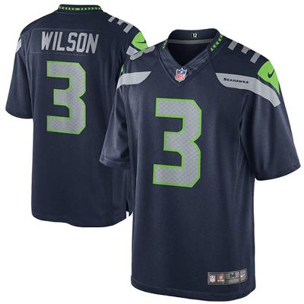 Russell Wilson Seahawks jersey (NFL Shop)