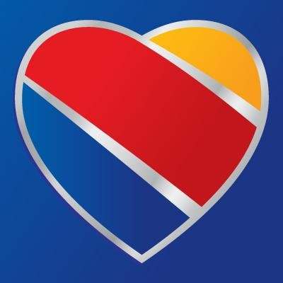 Southwest new heart logo